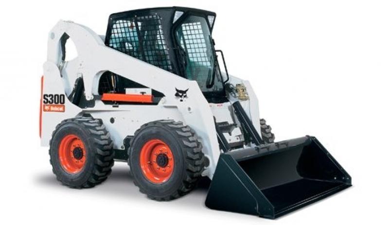 Empresa de Aluguel de Escavadeira Bobcat Boituva - Locação de Maquina Bobcat