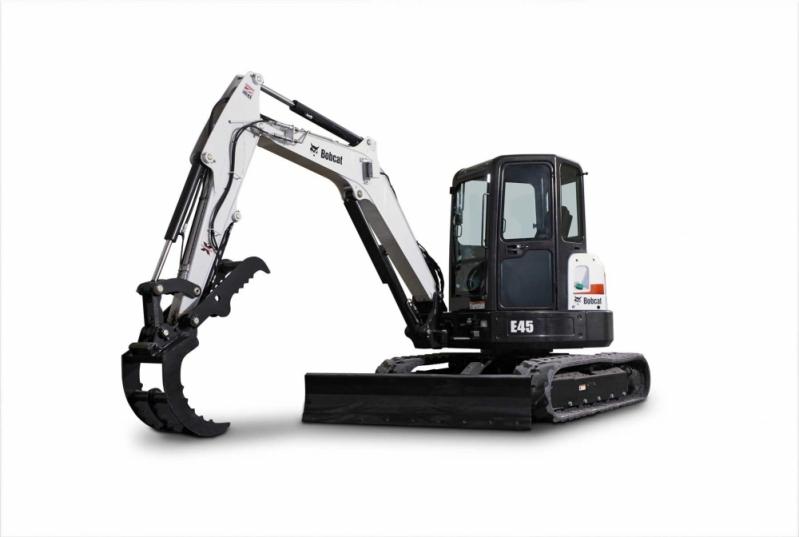 Empresa de Aluguel de Maquina Bobcat Tatuí - Locação de Mini Escavadeira Bobcat