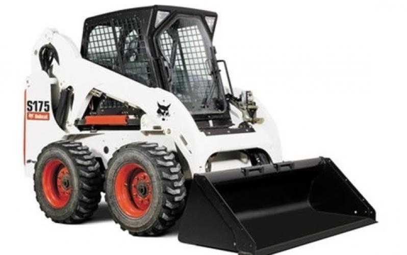 Empresa de Aluguel de Mini Escavadeira Bobcat Indaiatuba - Locação de Bobcat