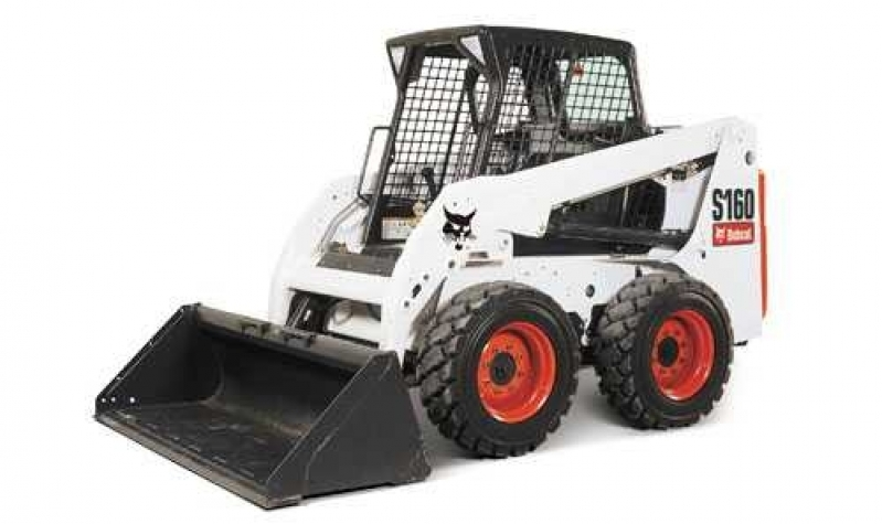 Empresa de Bobcat para Alugar Porto Feliz - Aluguel de Mini Escavadeira Bobcat