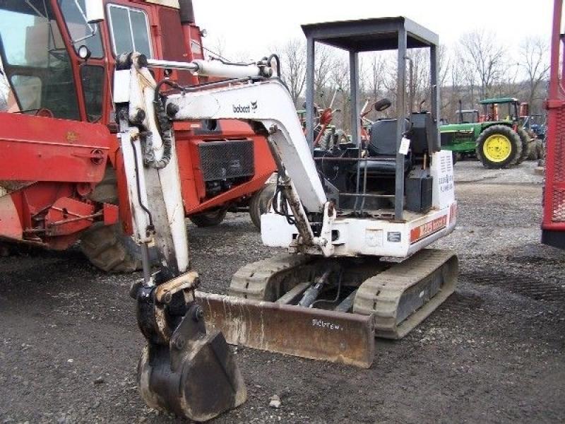 Empresa de Locação de Maquina Bobcat Indaiatuba - Locação de Mini Escavadeira Bobcat