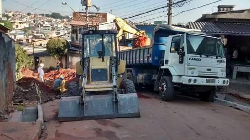 Empresa de Terraplanagem Onde Encontrar Porto Feliz - Serviço de Terraplanagem e Regularização do Terreno