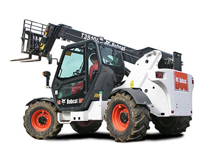Locação de Empilhadeira Bobcat Preço em Itapetininga - Aluguel de Maquina Bobcat