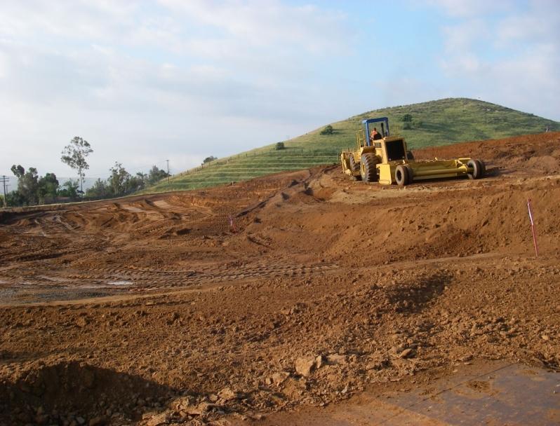 Onde Encontro Serviço de Terraplanagem em SP Boituva - Projeto de Terraplenagem Loteamento