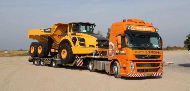 Onde Encontro Transporte de Equipamentos em Itapetininga - Empresa de Transporte de Maquinaria Pesada