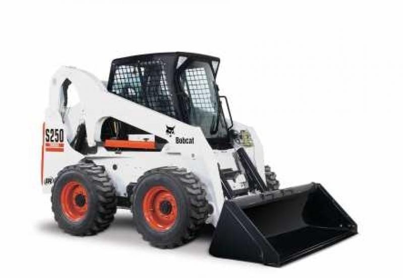 Quanto Custa Bobcat para Locação em Itapetininga - Locação de Maquina Bobcat