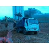 aluguel de escavadeira bobcat em Sorocaba