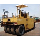 empresa de locação de rolo compactador de asfalto em Itapetininga