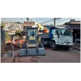 empresa de terraplanagem onde encontrar Porto Feliz