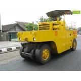 locação de rolo compactador de asfalto Porto Feliz