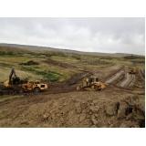 onde encontro empresa de terraplanagem em Iperó