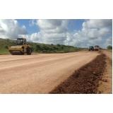 onde encontro serviço de terraplanagem e regularização do terreno Tatuí