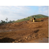 onde encontro serviço de terraplanagem em SP Tatuí