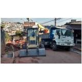 quanto custa aluguel de escavadeira bobcat Porto Feliz
