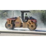 quanto custa locação de rolo compactador de asfalto Indaiatuba