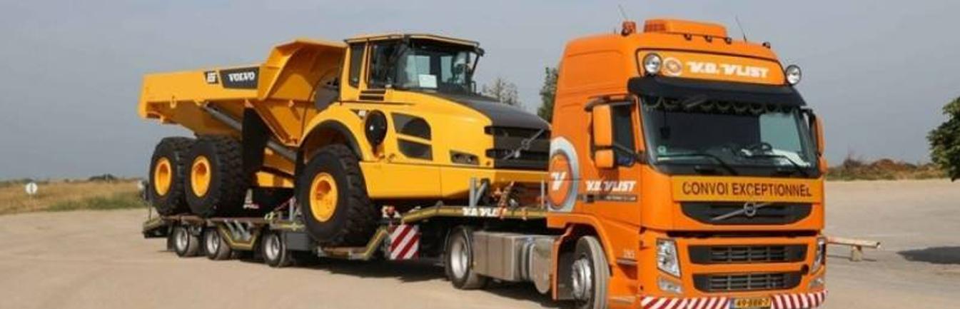 Trans Cayres Locações - Transporte de Equipamentos